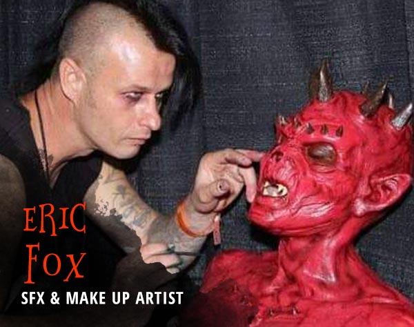 Eric Fox at Darkside in Riverside
